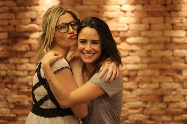 Julia Faria e Fernanda Vasconcellos (Foto: Divulgação)