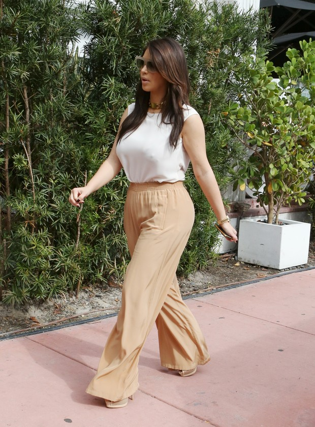 Kim Kardashian (Foto: Walsh/X17online.com)