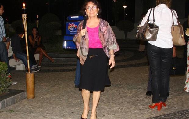 Regina Duarte - Rio de Janeiro - 14/10/2011 (Foto: Daniel Delmiro / AgNews)