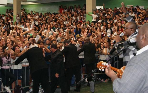 Exaltasamba (Foto: André Rizzatto / Band FM)