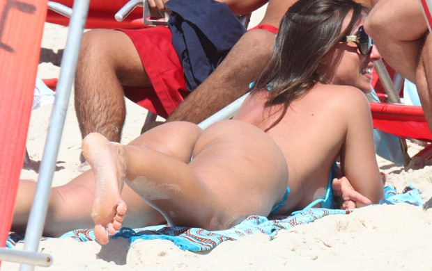 Nicole Bahls (Foto: Marcos Ferreira/Photorio News)