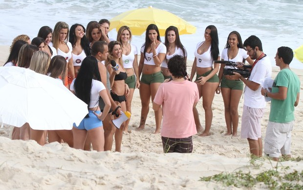 Musas do Brasileirão (Foto: Delson Silva/Agnews)
