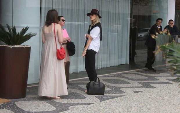 Karolina Kurkova em Hotel no Rio (Foto: Delson Silva e Gabriel Reis/AgNews)