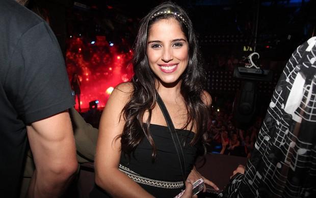 Camilla Camargo assiste a show de Wanessa em SP (Foto: Manuela Scarpa/Photo Rio News)