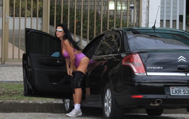 Solange Gomes (Foto: Rodrigo dos Anjos / Ag. News)