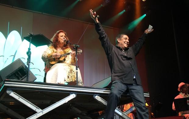 Beth Carvalho e Zeca Pagodinho (Foto: Thyago Andrade/PhotoRioNews)