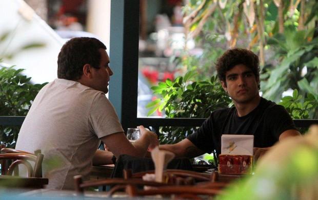 Caio Castro (Foto: André Freitas / Agnews)