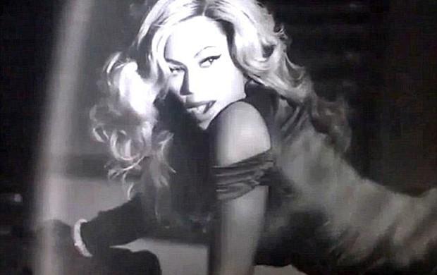 Beyoncé no clipe 'Dance for You' (Foto: Twitter/Reprodução)