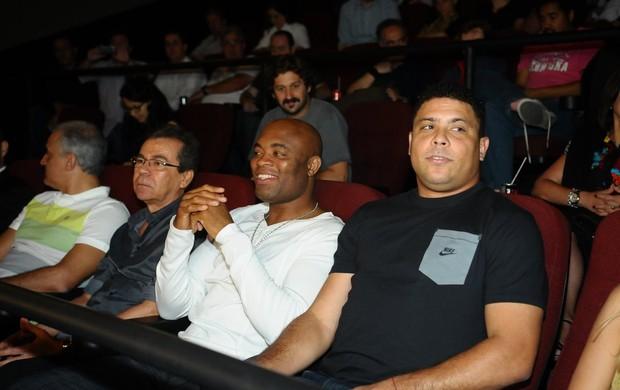 Ronal e Anderson Silva (Foto: Francisco Cepeda / AgNews)