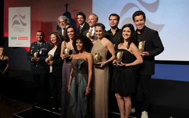 Famosos no Prêmio 'Veja Rio Cariocas do Ano' (Foto: André Muzell / AgNews)
