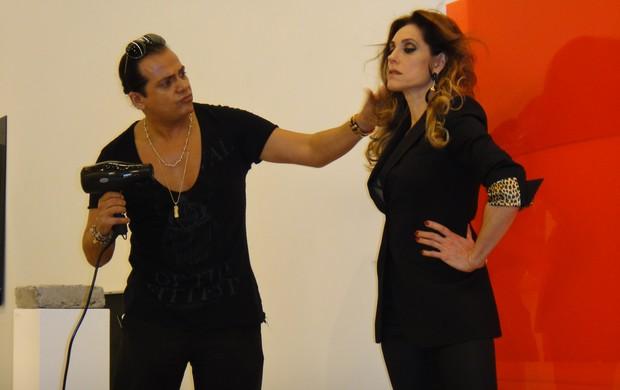 Christiane Torloni e Flavio Priscott (Foto: Divulgação / Divulgação)