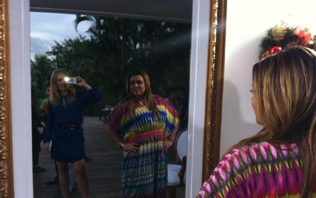 Angélica e Preta Gil (Foto: Reprodução/ Twitter)