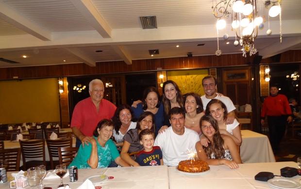 Deborah Secco e familia (Foto: Divulgação)