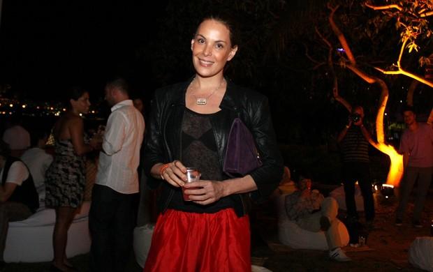 Carolina Ferraz (Foto: Henrique Oliveira / Photo RioNews)
