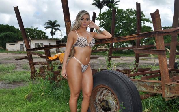 Aryane Steinkopf (Foto: Fabiano Gomes / Divulgação)