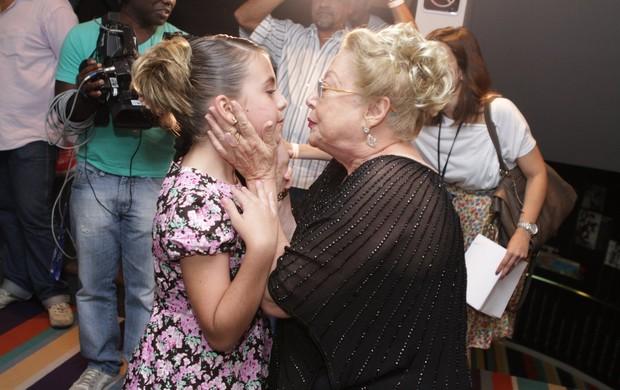 Klara Castanho e ZIlka Sallaberry (Foto: Raphael Mesquita / Photo Rio News)