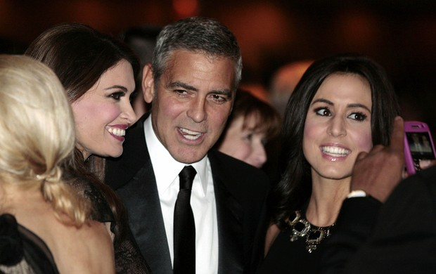 George Clooney  (Foto: Ag&#234;ncia/ Reuters)