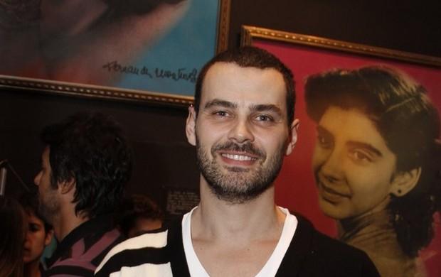 Carmo Dalla Vecchia vai a teatro no Rio (Foto: Philippe Lima/ Ag. News)