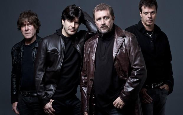 Paulo Ricardo e os integrantes do RPM (Foto: Divulgação)