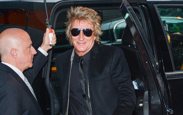 Rod Stewart   (Foto: Getty Images / Ag&#234;ncia)