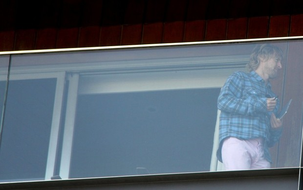 Owen Wilson (Foto: Delson Silva / AgNews)