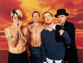 Red Hot Chili Peppers (arquivo) (Foto: Reprodução)