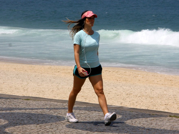 Fernanda Pontes (Foto: Daniel Delmiro / Agnews)