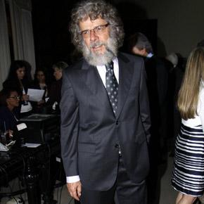 José Mayer na Câmara Municipal (Foto: Felipe Assunção/ -Ag News)