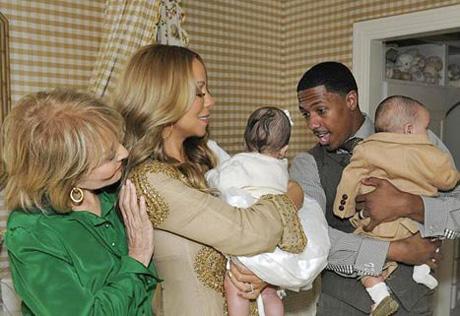 Mariah Carey e Nick Cannon bebês (Foto: Divulgação ABC / Donna Svennevik)