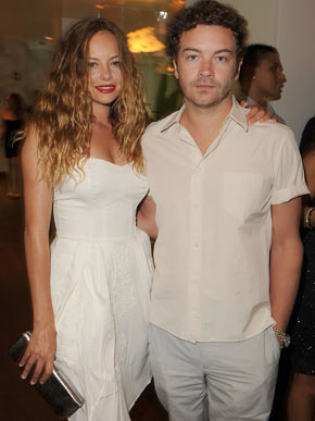 Danny Masterson e Bijou Phillips (Foto: Getty Images)