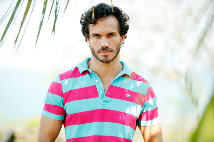 Paulo Rocha interpreta Guaracy em 'Fina Estampa'