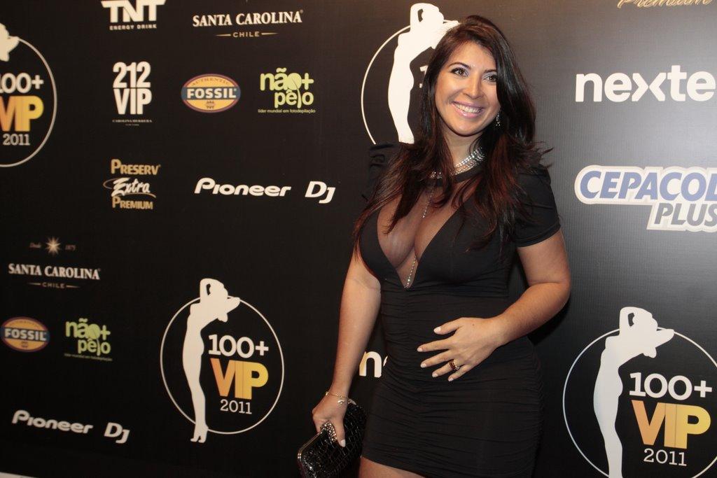 Ex-BBB Priscila Pires, que está grávida