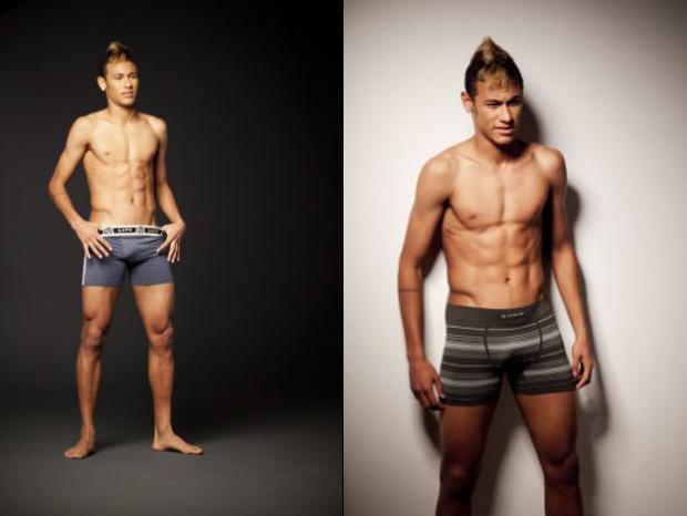 Neymar (Foto: Érika Verginelli/Lupo)