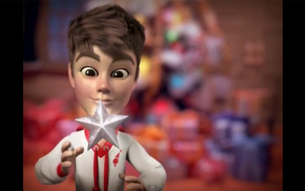 Justin Bieber versão animação (Foto: YouTube / Reprodução)