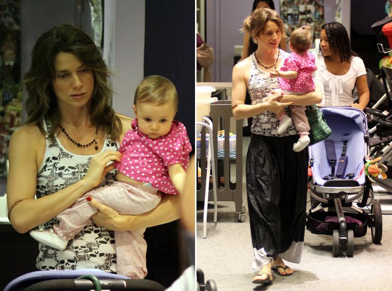 2011 começou com o nascimento da fofíssima Stella, filha de Letícia Spiller com Lucas Loureiro, no dia 20 de janeiro