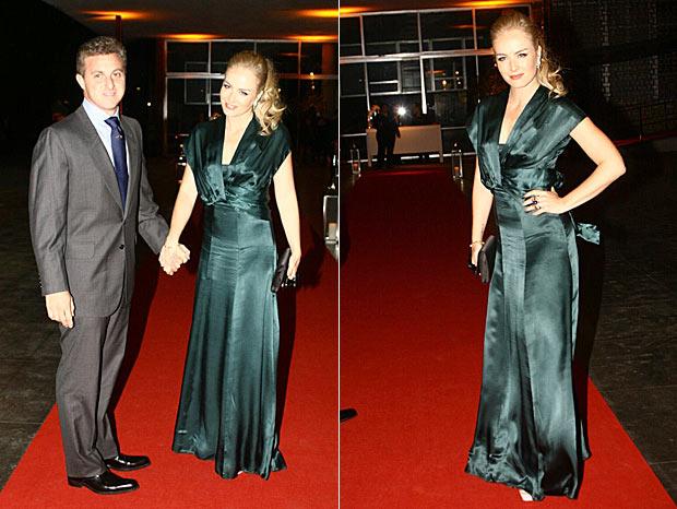 Angélica e Luciano Huck (Foto: Marcos Porto/Photorio News)