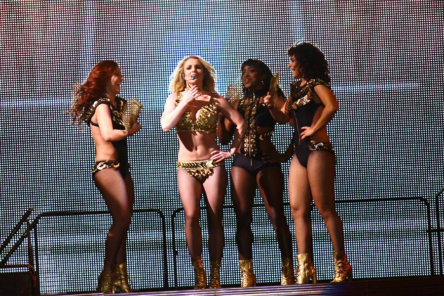 Britney Spears em São Paulo