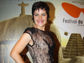 Ana Paula Arosio (Foto: Isac Luz/EGO)