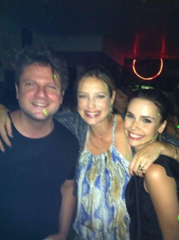 Selton Mello, Luana Piovani e Débora Falabella (Foto: Reprodução/Twitter)