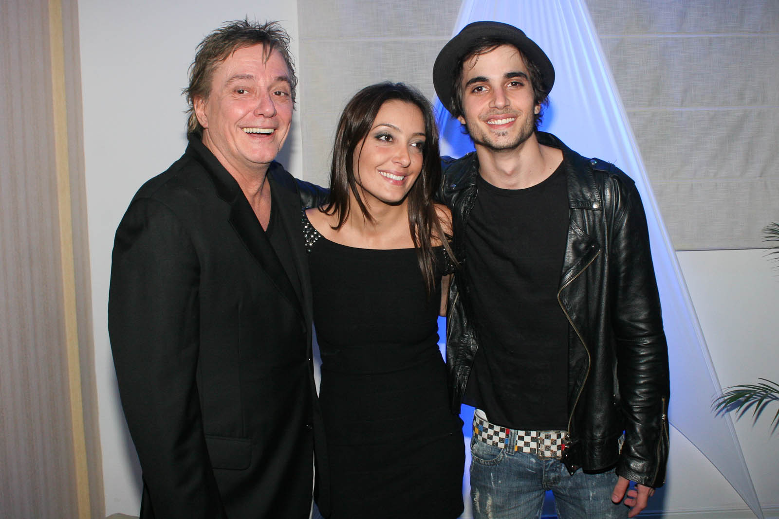 Tainá Galvão está se lançando como cantora. Ela é filha de Fábio Jr. e irmã de Cleo Pires e Fiuk