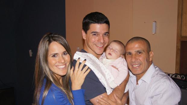Fernanda Pontes, Diogo Boni e Eri Johnson (Foto: Bloglog/Reprodução)