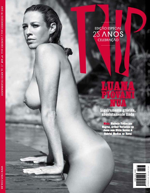 Luana Piovani na revista Trip (Foto: Christian Gaul - Revista Trip)