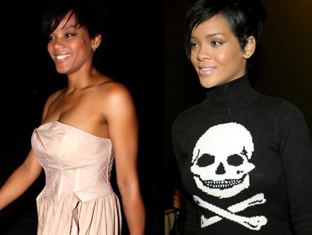 """Aparecida ficou famosa com seu papel em """"Viver a Vida"""" e o look igual ao da Rihanna"""