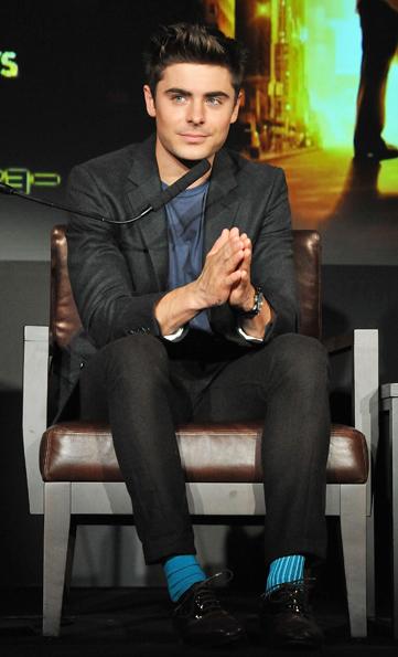 Zac Efron (Foto: Agência Getty Images)