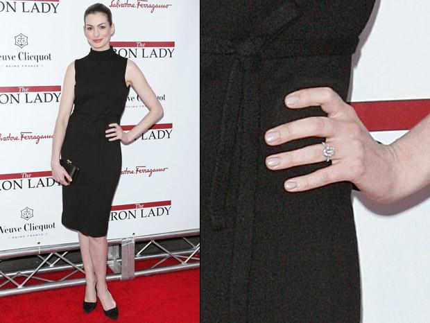 Anne Hathaway (Foto: Agência Getty Images)