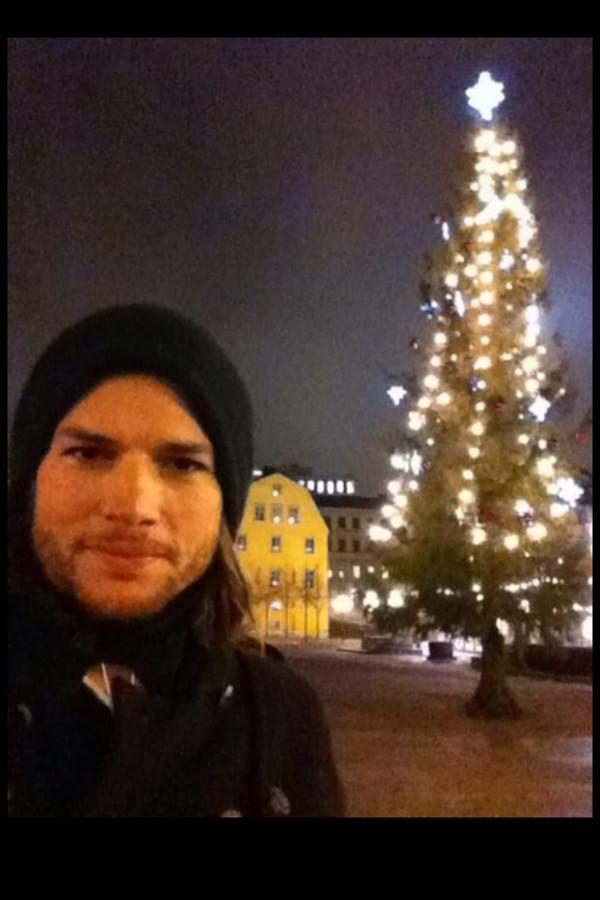 Ashton Kutcher (Foto: Reprodução / Twitter)