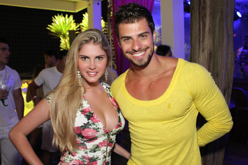 Barbara e Lucas (Foto: Divulgação)