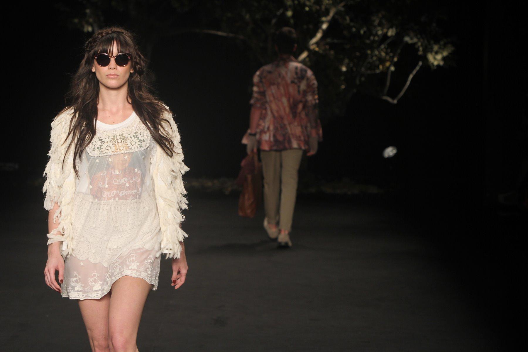 Desfile da Ausländer no Fashion Rio