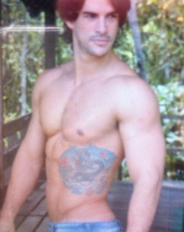 Rodrigo (Foto: Reprodução/Twitter)