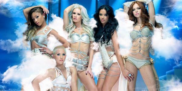 As novas integrantes do Pussycat Dolls (Foto: Reprodução)